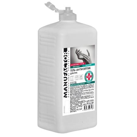 Купить Гель-антисептик для рук MANUFACTOR N308 Flip Top