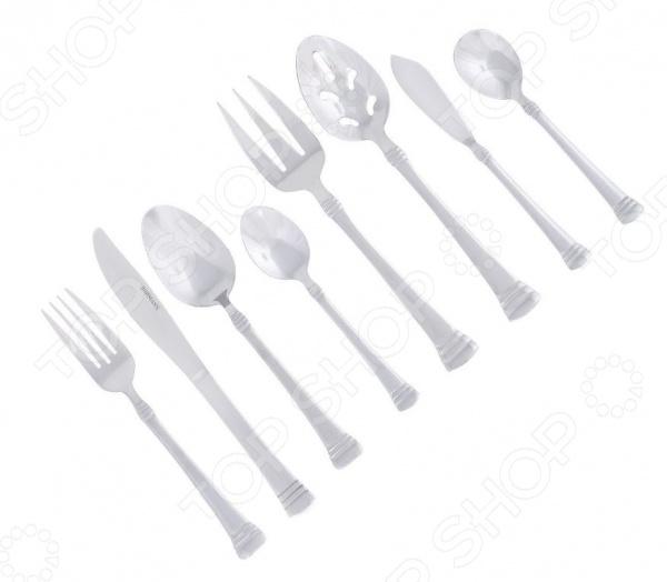 Набор столовых приборов Bohmann ВН-5312 набор кухонных ножей bohmann на подставке 7 предметов