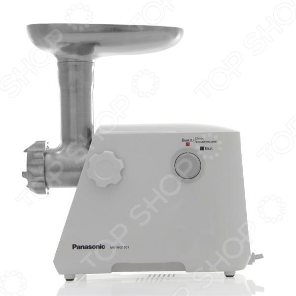 Мясорубка Panasonic МК-MG1501WTQ форма профессиональная для изготовления мыла мк восток выдумщики 688758 1