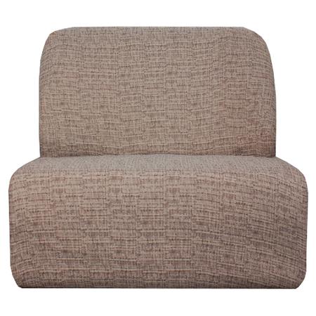 Купить Натяжной чехол на кресло без подлокотников Еврочехол «Андреа»