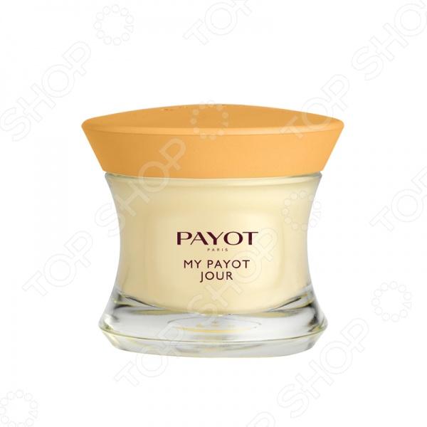Средство дневное для улучшения цвета лица Payot с активными растительными экстрактами