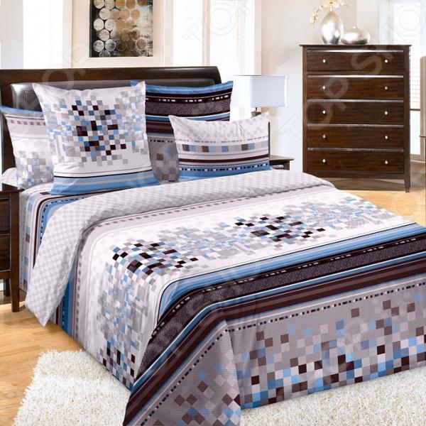 Комплект постельного белья Королевское Искушение «Моцарт». 1,5-спальный