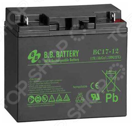 все цены на Батарея для ИБП Pitatel BB Battery BC17-12 онлайн