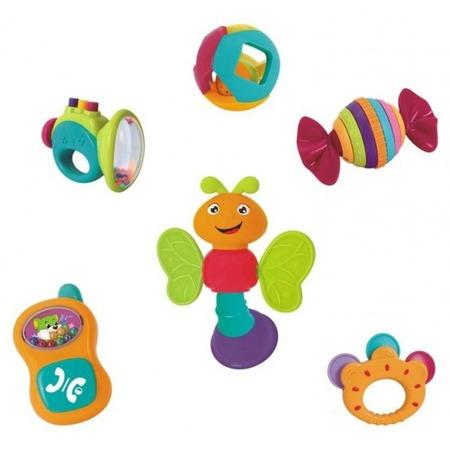 Купить Набор игрушек-погремушек Huile Toys Y61172