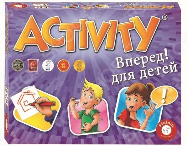 Игра настольная Piatnik Activity «Вперед!»