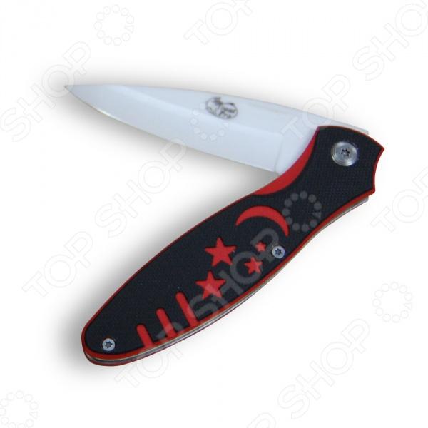 Нож складной туристический Trout Pro Adder