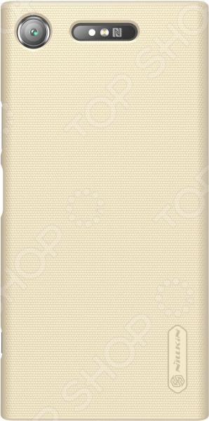 Чехол защитный Nillkin Sony Xperia XZ1 смартфон sony xperia xa1 ultra dual