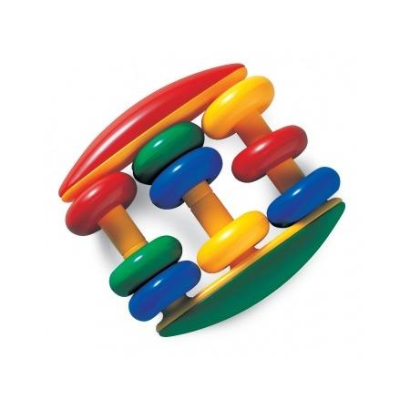 Купить Погремушка Tolo Toys «Счеты»