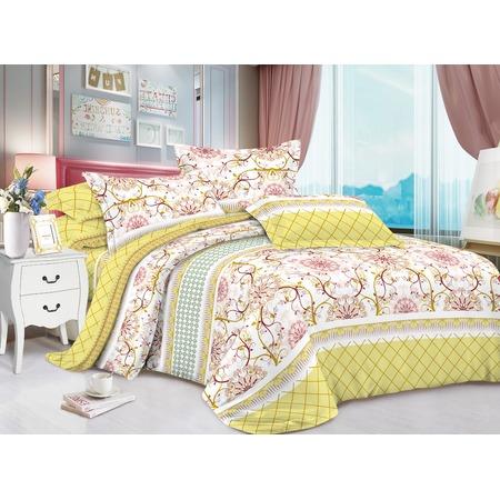 Комплект постельного белья «Сказочная мелодия». Евро. Рисунок: одуванчики