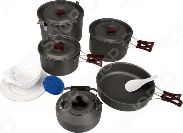 Набор портативной посуды Fire-Maple FMC-212 набор портативной посуды fire maple fmc 204