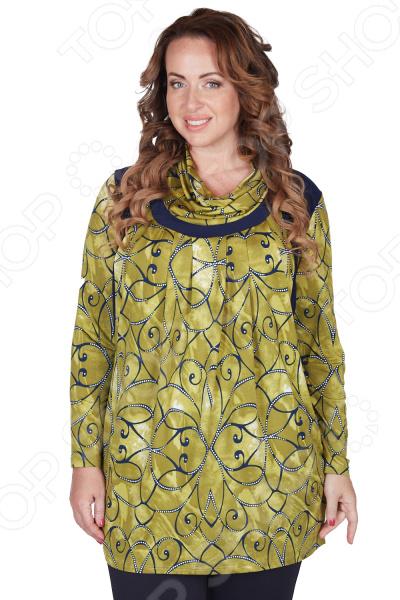 Туника Pretty Woman «Арника». Цвет: желтый туника benini цвет желтый
