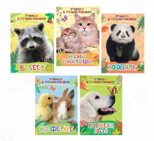 Книги Росмэн 2000000354866 10 книжек малышам