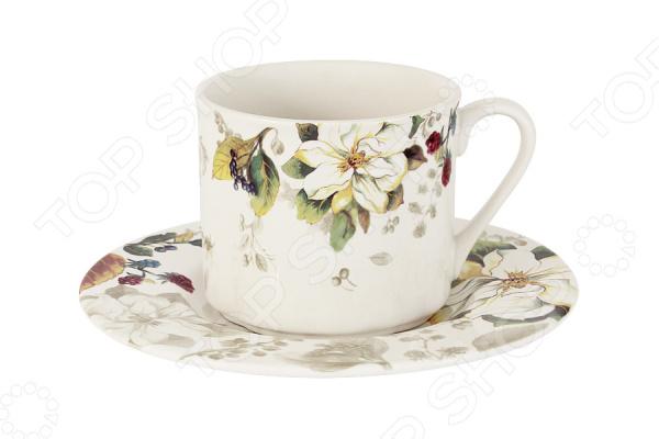 Чайная пара Imari «Магнолия» imari банка для сыпучих продуктов магнолия