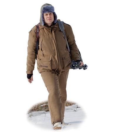Купить Костюм для охоты зимний NOVA TOUR «Фокс v.2»