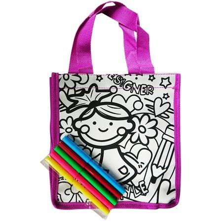 Купить Сумка-раскраска Color Kit «Шик»