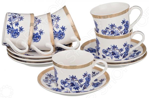 Чайный набор Lefard 766-053 сервиз чайный lefard 766 046
