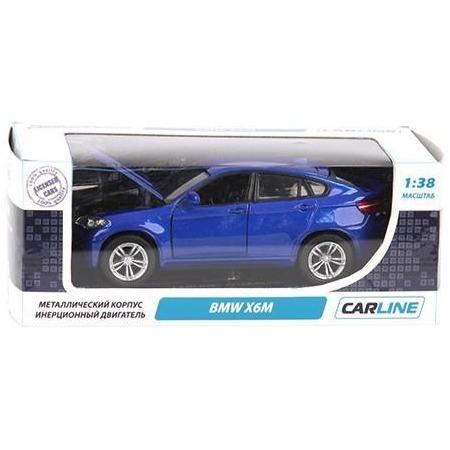 Купить Модель автомобиля 1:38 Carline BMW X6M. В ассортименте