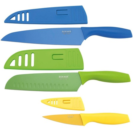 Купить Набор ножей Bekker De Luxe BK-8444