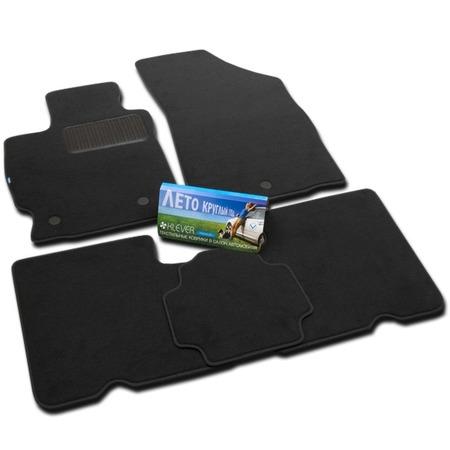 Купить Комплект ковриков в салон автомобиля Klever Mitsubishi Outlander III 2012 Premium