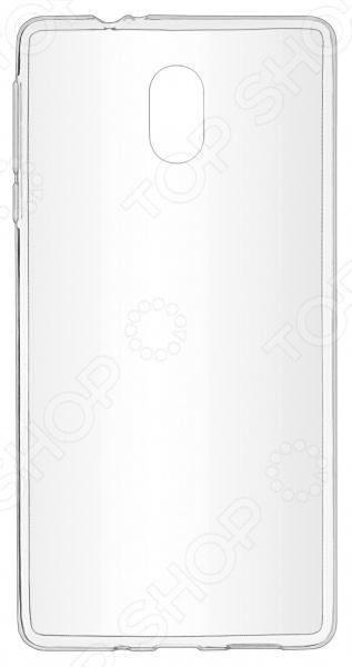 Чехол защитный skinBOX Nokia 3 накладка защитная skinbox nokia 5