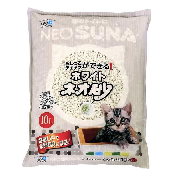 фото Наполнитель для кошачьего туалета Neo Loo Life для контроля состояния здоровья животного