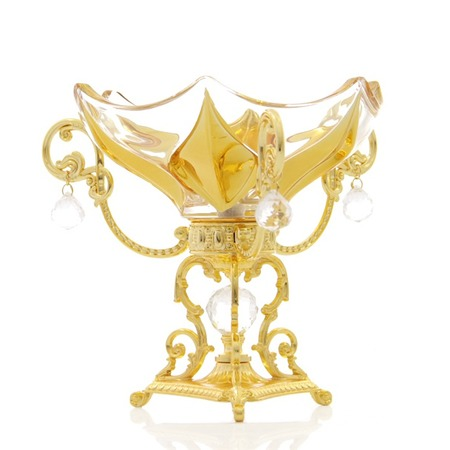 Купить Ваза декоративная Rosenberg «Роскошь Империи» 3128