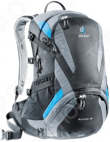 Рюкзак походный Deuter Aircomfort Futura 22 рюкзак deuter aircomfort futura 22 papaya stone