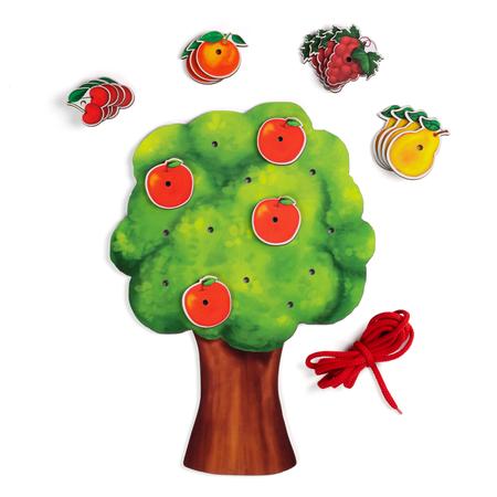 Купить Шнуровка PAREMO «Фруктовое дерево»