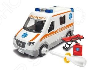 Сборная модель автомобиля Revell «Машина скорой помощи»