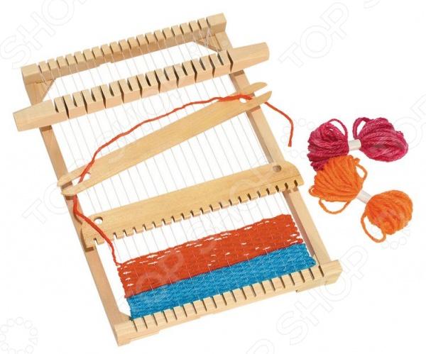Фото - Набор для плетения Теремок «Ткацкий станок». В ассортименте полесье набор игрушек для песочницы 468 цвет в ассортименте