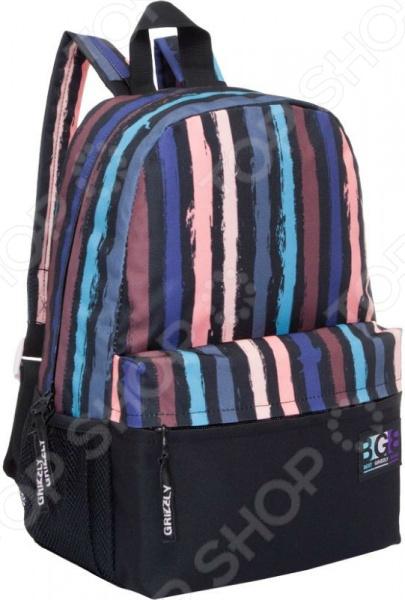 Рюкзак молодежный Grizzly RD-750-2/4
