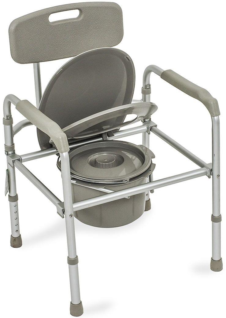 Кресло-туалет Amrus Enterprises AMCB6808
