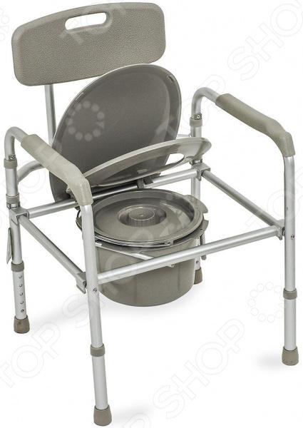 Кресло-туалет Amrus Enterprises AMCB6808 кресло туалет amrus enterprises amcb6806