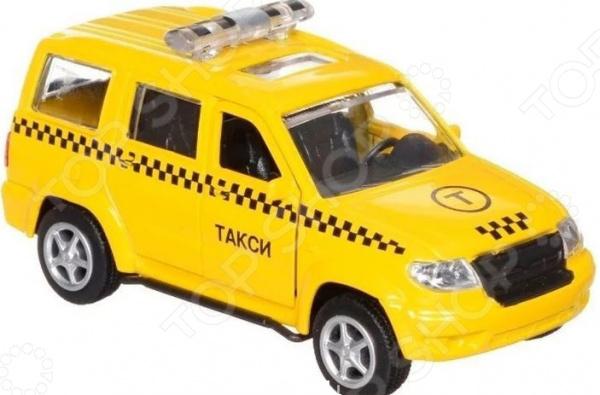 Машина инерционная PlaySmart «Такси»