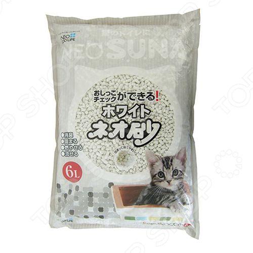 Наполнитель для кошачьего туалета Neo Loo Life для контроля состояния здоровья животного 208448