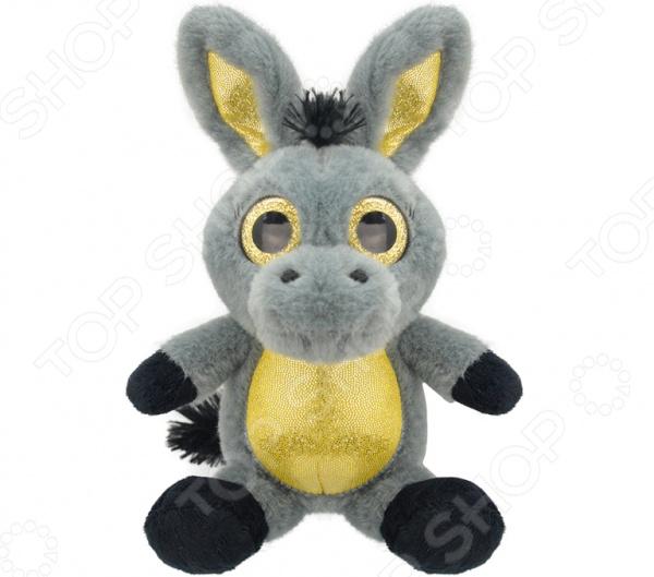 Мягкая игрушка Wild Planet «Ослик» игрушка ослик sterntaler
