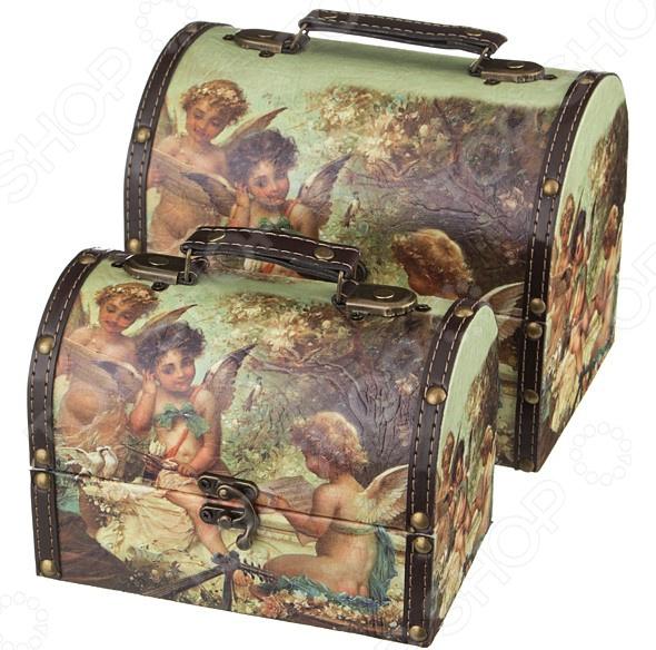 Комплект шкатулок Lefard «Ангелы» 41-333