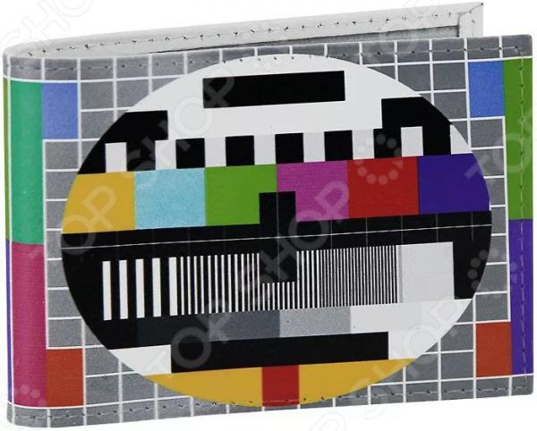 Обложка для студенческого билета Mitya Veselkov «ТВ-сетка» обложка для студенческого билета mitya veselkov много монро