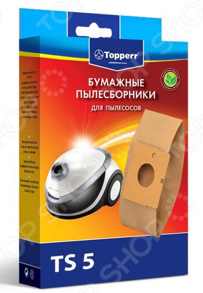 Zakazat.ru: Фильтр для пылесоса Topperr TS 5