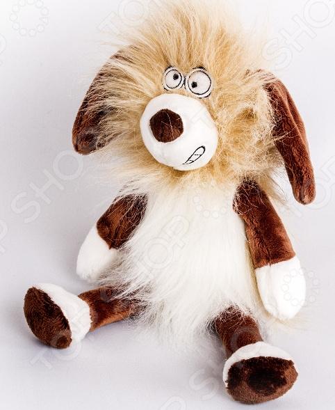 Мягкая игрушка Button Blue «Собака Пушистик»