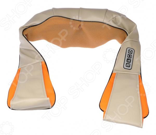 Массажер для спины и шеи LuazON LEM-21