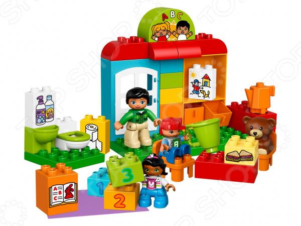 Конструктор для малышей LEGO Duplo «Детский сад»
