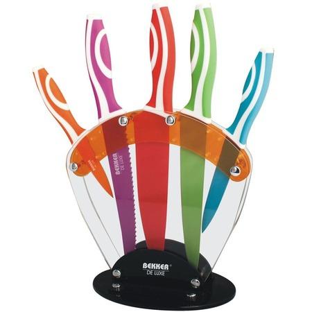 Купить Набор ножей Bekker De Luxe BK-8435