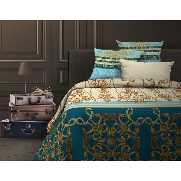 фото Комплект постельного белья Wenge Hermes. 1,5-спальный