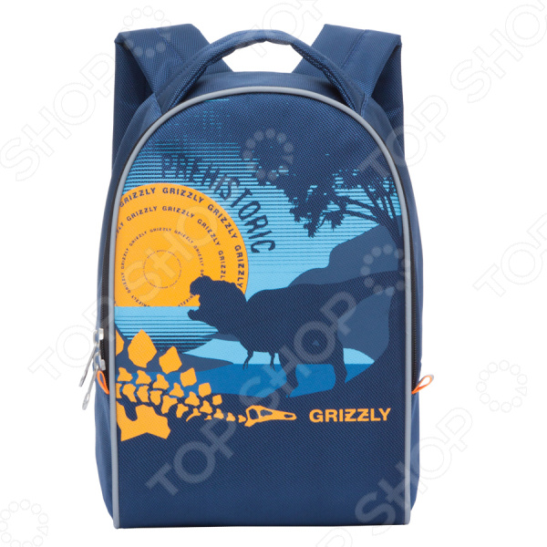 Рюкзак детский Grizzly RS-734-6