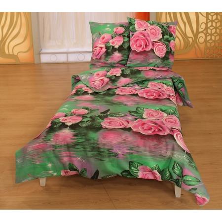 Купить Комплект постельного белья Диана «Восход солнца». 1,5-спальный