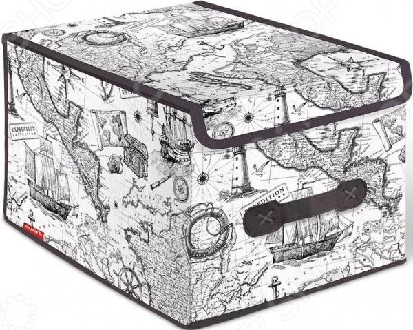 Короб для хранения с крышкой Valiant Expedition