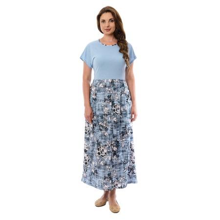 Купить Платье Алтекс «Беатрис». Рисунок: розы