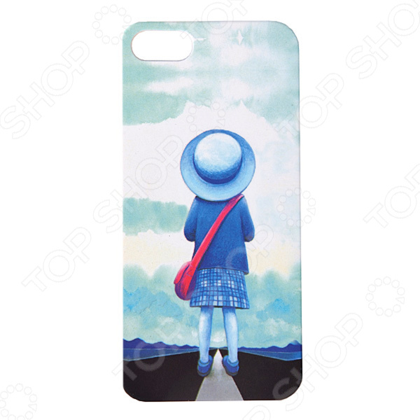 Чехол для iPhone 5 Mitya Veselkov Kafkafive-68 mitya veselkov тюльпановый принт чехол для apple iphone 5 5s