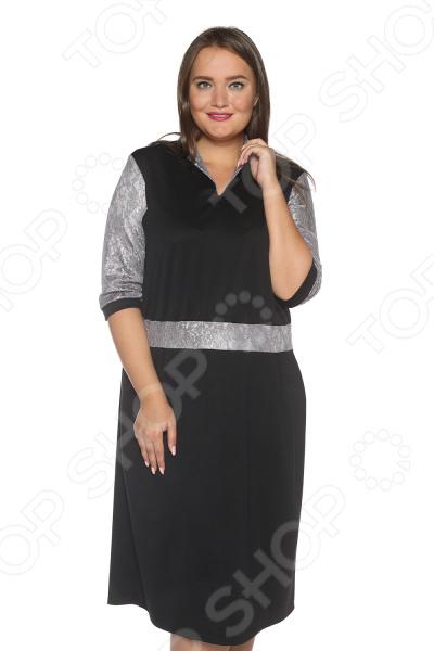 Платье Pretty Woman «Знатная дама». Цвет: черный